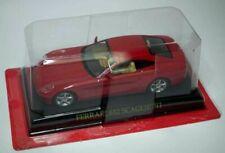 Ferrari 612 Scaglietti - Red, Metal, Birthday, Cake, 1/43 Scale, Altaya.