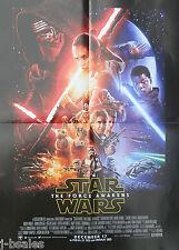Lego Star Wars Episodio VII (7) la fuerza despierta (TFA) Cartel Promo Exclusivo