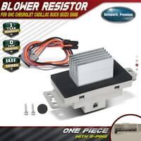 A/C Heater Motor Resistor for Chevy Silverado 1500 Sierra Avalanche Suburban