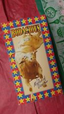 Bodacious: Master of Disaster ~ VHS Movie ~ Vintage Bull Riding Rodeo Video Tape