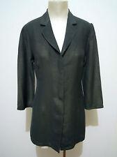 PIERRE CARDIN PARIS Giacca Donna Viscosa Cotton Rayon Woman Jacket Sz.M - 44