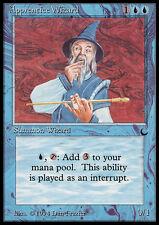 Apprendista Stregone - Apprentice Wizard MTG MAGIC TD The Dark Eng/Ita EXC/NM