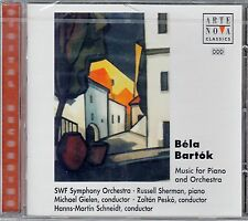 Bela Bartok: Music for Piano and Orchestra/CD-NUOVO