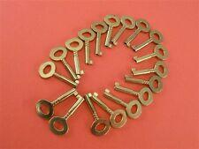 Old Vintage Antique Style Open Barrel Keys (Lot of 18)
