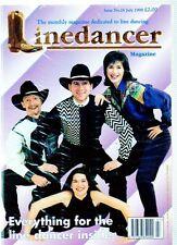 Linedancer Magazine Issue.26 - July 1998