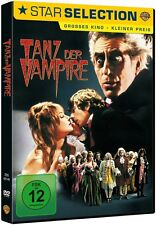 DVD TANZ DER VAMPIRE # Roman Polanski, Sharon Tate ++NEU