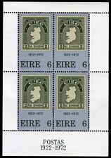 Irland Bl. 1 **, 50 Jahre Irische Briefmarken