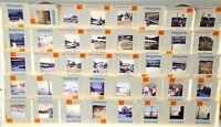 50 Vintage Ektachrome Color Slides 70s Houses Cars Portraits Beach Summer Misc