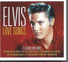 Elvis Presley - Love Songs - 66 Classic Love Songs (3CD 2015) NEW/SEALED