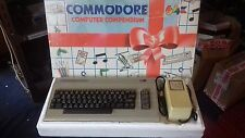 RARE vintage commodore 64 MK1 système informatique (GC)