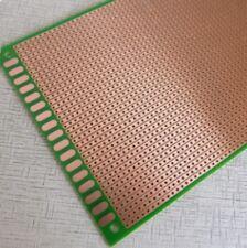 20x10 Cm PCB Placa Perforada tira Vero Veroboard prototipo circuito experimental 2.54 Reino Unido