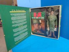 "G I JOE BLACK ACTION SOLDIER- 12"" MASTERPIECE EDITION ACTION FIGURE NRFB"