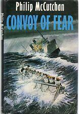 PHILIP McCUTCHAN CONVOY OF FEAR FIRST EDITION HARDBACK U/C DJ 1990