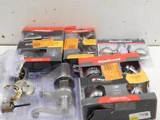 Mixed Lot of Kwikset Keyed Entry Door Handles & Deadbolt Locks 642973 C15