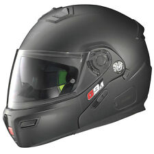 CASCO MODULARE GREX G9.1 EVOLVE KINETIC N-COM 22 - Flat Black TAGLIA XL