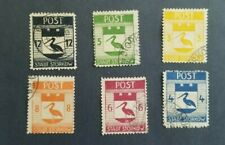 Germany, 1946 lot of Storkow used
