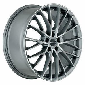ALLOY WHEEL MAK SPECIALE-D FOR MERCEDES GLE SUV 11.5x22 5x112 ET 40 GRAPHITE 13c