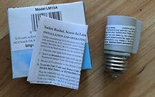 X10 Powerhouse SocketRocket Screw-in Lamp Module Lm15A Lighting Controller