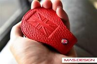 Red Color key Case for 2014 on make MINI Cooper S F54-F57 F60 JCW SD COOPER ONE