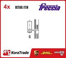 4 X Freccia escape del motor ex válvulas X4 6701/RCR PC.