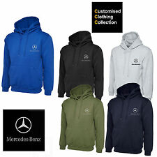 Mercedes Uneek Embroidered Package Deal Hoodie Polo Fleece Jacket