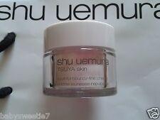 Shu Uemura TSUYA Youthful Bouncy Fine Cream 13ml Japan Brightening Whitening