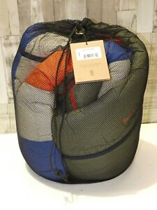 """Cotopaxi Sueño Single Person """"Olive"""" 15 Degree Rating High Quality Sleeping Bag"""