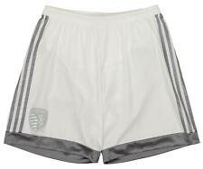 adidas Men's MLS Team Replica Short, Sporting Kansas City- White