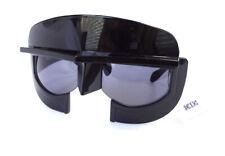 KTZ x LINDA FARROW Sunglasses KTZ/11/1 MASK Black 63-21-140 - New!