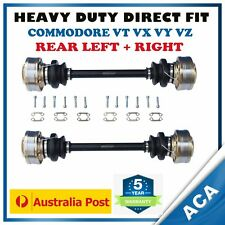 2 Rear CV Drive Shaft for Holden Commodore VU VX VY VZ V6 V8 3.8L 5.7L LH + RH