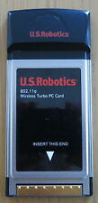 Robotics Wireless Turbo PC Card USR5410