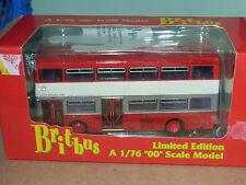 BRITBUS 1:76 Scania/MCW Metropolitan - Leicester City Bus N6201
