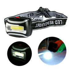 600Lm LED Headlight Headlamp Flashlight Head Light Torch Lamp For Camping Hiking