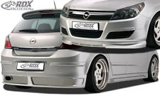 RDX Bodykit OPEL Astra H Front Spoiler Heck Ansatz Seitenschweller Tuning Set