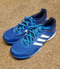 b811e2d4446f0 Adidas Supernova Glide Boost blue white running shoes men s 15