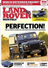 Land Rover Monthly No 201 March 2015 Magazine Mag 28