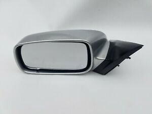 2007 - 2011 Toyota Camry Driver Left Side Mirror Nonheated Classic Silver