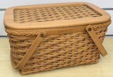 Longaberger Founder's Market Basket 2000, Protector, Lid