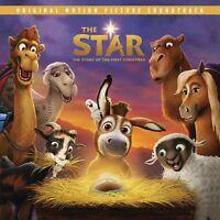 THE STAR-ORIGINAL MOTION PICTURE SOUNDTRACK   CD NEU