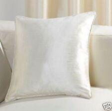 Coussins et galettes de sièges en soie pour la décoration de la chambre