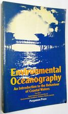 Environmental Oceanography by Tom Beer Softcover 1st Ed 1983