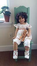Masterpiece Doll Monika Levenig JUDITH Certificate Authenticity African American