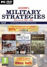 Ageod Strategy Collection: Battles of 1750-1918 (PC DVD) **FREE UK DELIVERY !!**