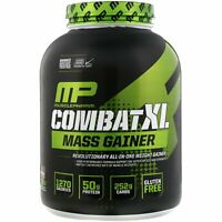 MusclePharm Combat XL Mass Gainer Chocolate 6 lbs 2722 g Banned Substances