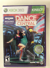 NEW Dance Central (Xbox 360, 2010) Xbox 360 Kinect