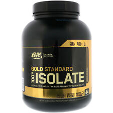 Gold Standard 100% Isolate, Chocolate Bliss, 3 lb (1.36 kg)
