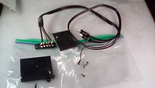 Pro-Ject Turntable Tonearm Buss & Interconnect Wires RCA plugs & Cover DIY Any