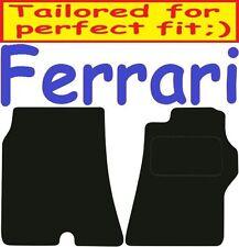 FERRARI CALIFORNIA Deluxe qualità Tappetini su misura 2008 2009 2010 2011 2012 2013 20
