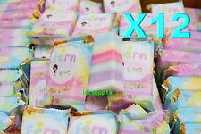 12pcs NeW OMO White PLUS Soap Mix Color Plus soap,Gluta Skin Whitening