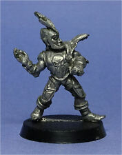 Citadel-Blood Bowl - 2nd Edicion-Elfos Oscuros-perdiz (a) - Metal - 1980s